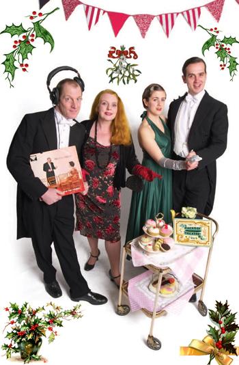 Ragroof Christmas Tea Dance