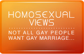 Homosexual Views